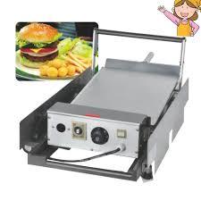 appareils de cuisine 1 pc hamburger cuisson machine à grille couche