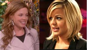 images of kirsten storms hair it s official molly burnett steps in for kirsten storms at