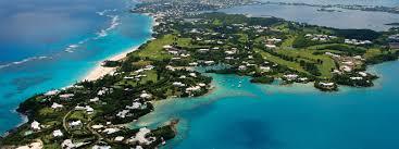 Map Of Bermuda Bermuda The Ultimate Caribbean Experience Caribbeantravel Com