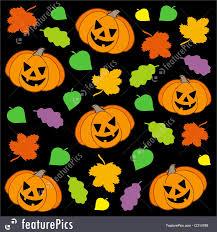 pumpkin halloween background halloween halloween background 1 stock illustration i2314769 at