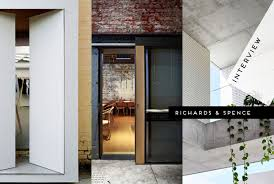 brisbane based architectural studio richards spence