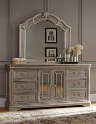 Ashelys Furniture Bedroom B720 In Silver Finish By Ashley Furniture