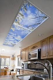 artificial windows for basement fake windows for basement how to do it interior design blog