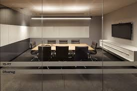 Meeting Room Credenza Icare Office Project Custom Joinery By Aspen Interiors