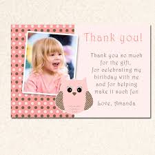 baby thank you notes baby birthday thank you cards birthday thank you cards wording my