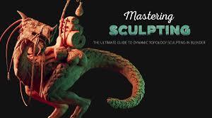 blender tutorial pdf 2 7 mastering sculpting in blender blender marketmastering sculpting