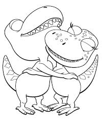 dinosaur train conductor coloring pages crayola giant tank book