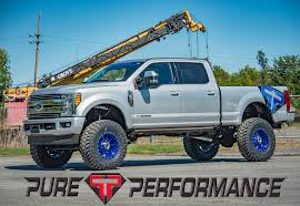 Ford Diesel Truck Performance - 2017 f 250 with a 6