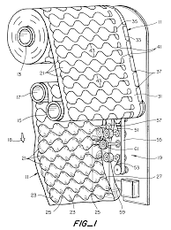 car dealer floor plan patent us6761960 inflatable cushioning bubble wrap product