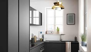 cuisine fermee plans de cuisine fermée de 3 à 9 m2