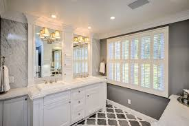 master bathroom choices one sink or two intended for his and hers