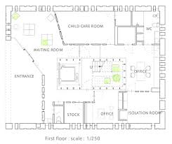 Designing Floor Plans by T Clinic Suppose Design Office