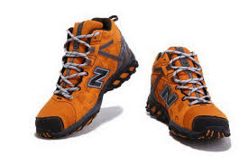 mo625hcb men orange grey black hiking boots the new balance shoes