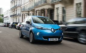 renault zoe engine top five best electric cars
