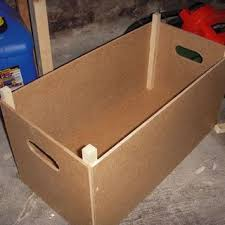 Build Your Own Wood Toy Box by How To Make A Stackable Wooden Storage Box Wooden Storage Boxes