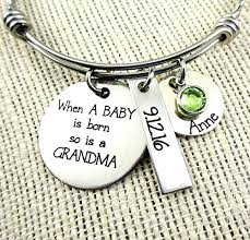godmother bracelet when a baby is born so is a godmother