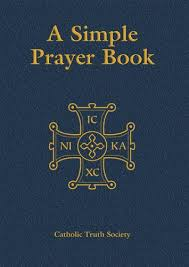 prayer book simple prayer book deluxe co uk catholic society