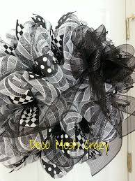 white deco mesh 42 best everyday wreaths images on deco mesh wreaths