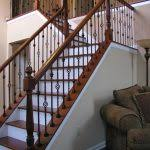 iron rails for stairs stair rails home pwt