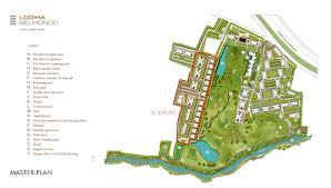 Amphitheater Floor Plan by Lodha Codename S2