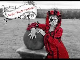 sugar skull costume sugar skull costume showmecute