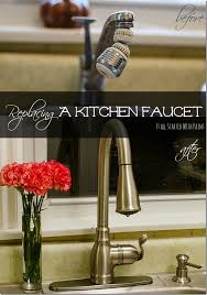 how to install kitchen faucet how to install a kitchen faucet it all started with paint