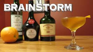 dry vermouth brainstorm a vintage cocktail with irish whiskey benedictine