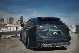 lexus rx 400h executive lexus at sema hybrids are the theme priuschat