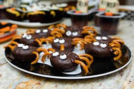Halloween Party Ideas Kara U0027s Party Ideas Spooky Halloween Party