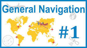 general navigation lesson 1 part 1 atpl youtube