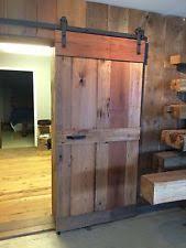 Reclaimed Barn Doors For Sale Wooden Antique Barn Doors Ebay