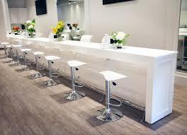 Nail Bar Table Station Počet Nápadov Na Tému Salon And Spa Na Pintereste 17 Najlepších