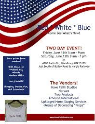 Blue White Red White Blue Flag Red White Blue Come See What U0027s New U2013 Have Faith Studios