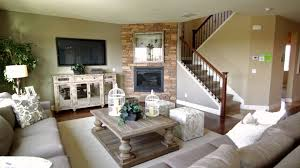 model homes interior lcd showcase designs home house design ideas tv show