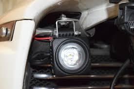 goldwing driving lights reviews superbrightleds com mini aux driving lights product reviews