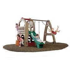 plastic swing sets toys