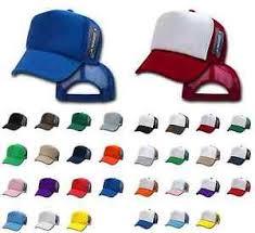 100 decky vintage new trucker hat hats cap caps snapback wholesale