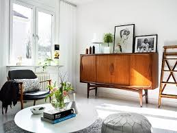 Modern Danish Furniture by Pouf Credenza Midcentury Modern Danish Furniture White Living