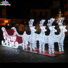 large outdoor santa sleigh large outdoor santa sleigh suppliers