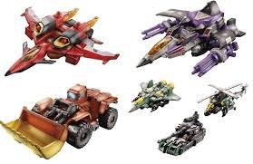 transformers 2014 generations series 02 deluxe set of 4 figures