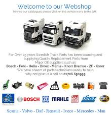 volvo truck parts uk swedish truck parts shop scania parts volvo parts daf parts