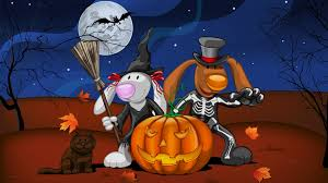 animated halloween desktop background kids halloween backgrounds u2013 festival collections