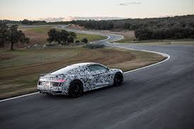 Audi R8 Hybrid - a passenger ride in new 2015 audi r8 our detailed preview by car