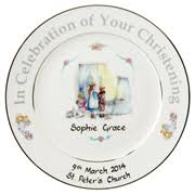 baby birth plates children s china gifts christening and birth plates born gifted