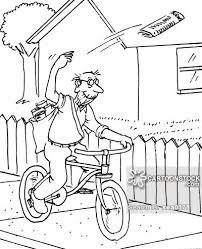 Paper Throwing Meme - newspaper delivery cartoons and comics funny pictures from