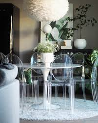 15 gorgeous ghost chairs dining chairs roxy and marbles