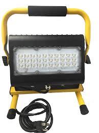 temporary jobsite lighting products ericson