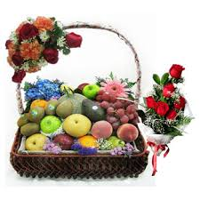 Fruits Baskets Fruit Baskets Miss Lily Flowers Thailand Flower Delivery Send