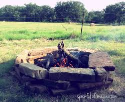 Rock Firepit 17 Backyard Diy Pit Ideas That Will Quickly Impress