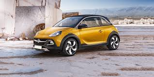 opel adam 2017 vauxhall adam rocks review carwow